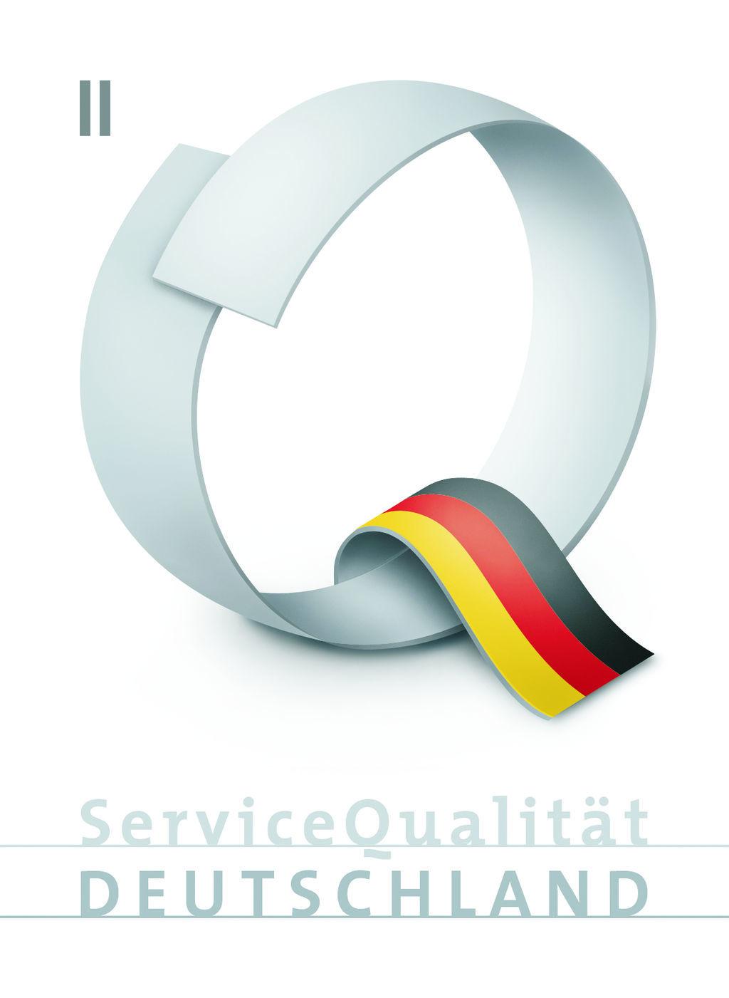 Gütesiegel Servicequalität Deutschland, Stufe 2